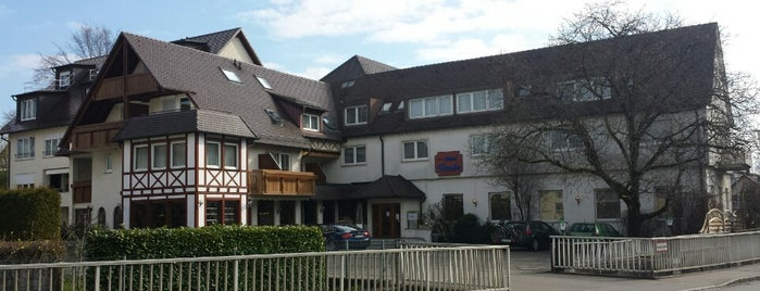 Hotel Restaurant Traube is one of Hotels.