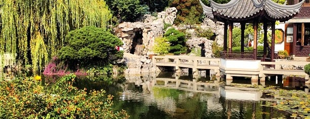 Lan Su Chinese Garden is one of PDX To-Do.