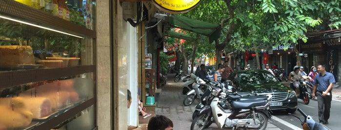 Bánh Mỳ Nguyên Sinh (17-19 Lý Quốc Sư) is one of Măm măm ~.^.