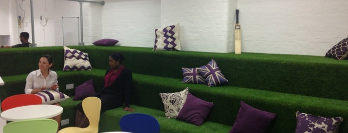 Squiz UK is one of Silicon Roundabout / Tech City London (Open List).