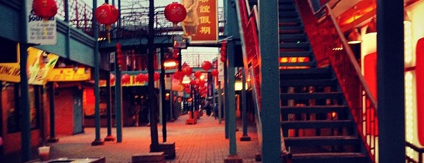 Chinatown Square is one of All-time favorites in USA.