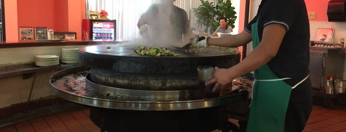 Ton's Mongolian Grill is one of Favorite Food.