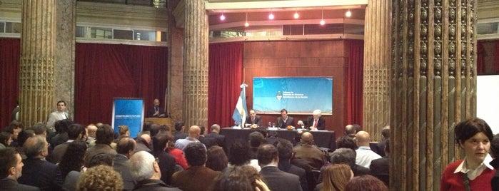 Jefatura de Gabinete de Ministros (GCBA) is one of En la Ciudad.