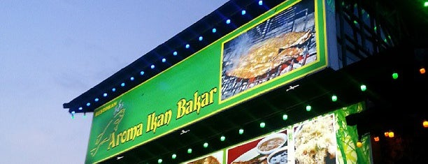 Aroma Ikan Bakar is one of Must-visit Food in Kuala Lumpur.