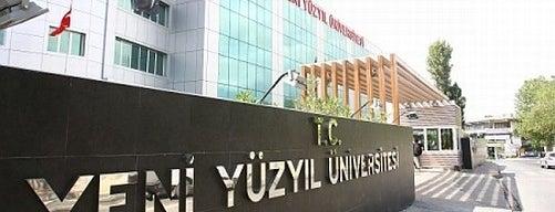 Yeni Yüzyıl Üniversitesi is one of Kuyumcu.