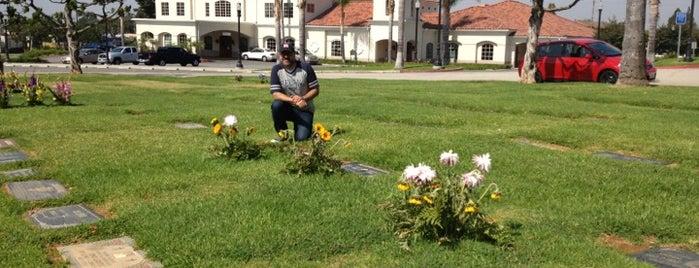 Calvary Cemetery is one of Los angeles.
