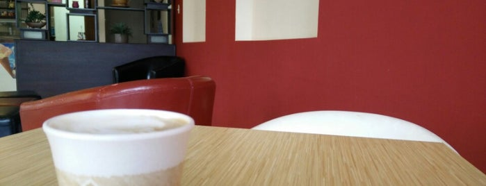 Café Casa Barista is one of Donde pecar.