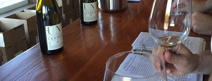Unti Vineyards is one of Best Healdsburg Wineries.