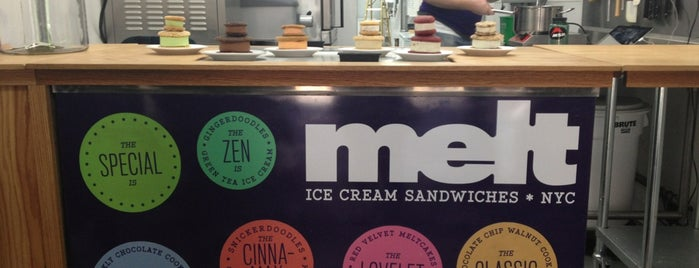 Melt Bakery is one of DaSHy To Do.