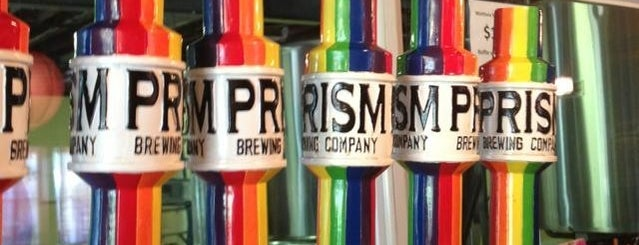 Prism Brewing Company is one of Favorite Craft Beer Places - Philly Suburbs.