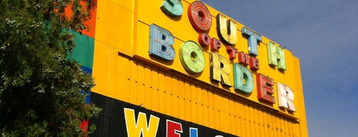South of the Border is one of Love it.