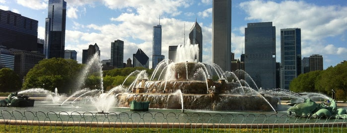 Grant Park is one of Traveling Chicago.