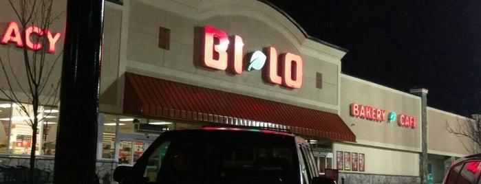 Bi-Lo is one of Kel's Queendome ;-).