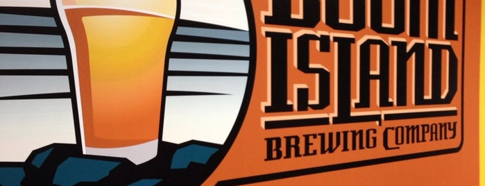 Boom Island Brewing Company is one of Businesses & stores supporting Sunday liquor sales.