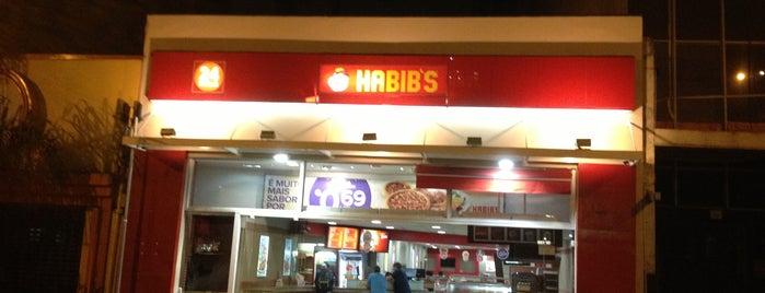 Habib's is one of restaurantes São Paulo.