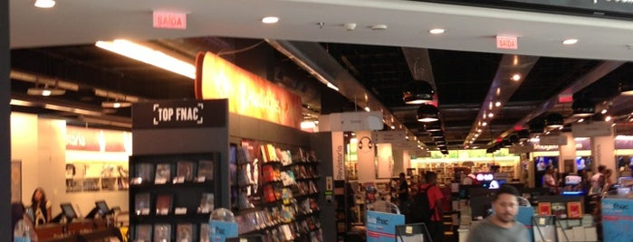 Fnac is one of Guide to Belo Horizonte's best spots.
