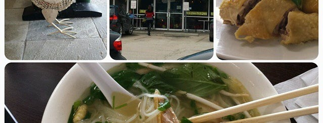 Pho Ga Dakao is one of Houston Press - 'We Love Food' - 2012.