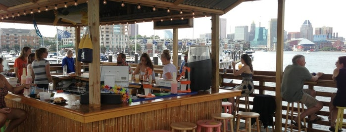 Tiki Barge is one of B-More's finest! Best of Baltimore! #visitUS.