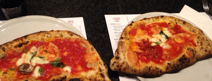 NAP: Neapolitan Authentic Pizza is one of barna foodie's out.