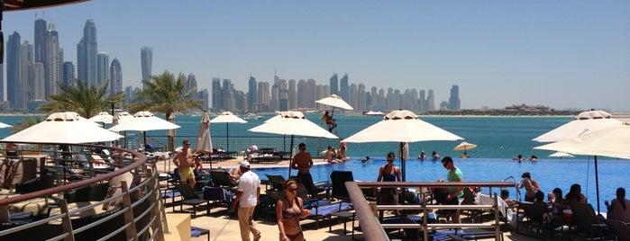 Marina Beach Bar is one of Best places in Dubai, United Arab Emirates.