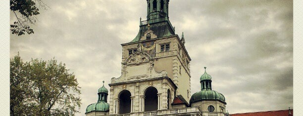 Bayerisches Nationalmuseum is one of Munich Sights.