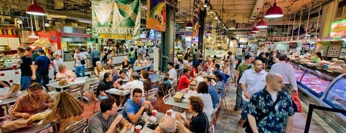Reading Terminal Market is one of Best of Philadelphia.
