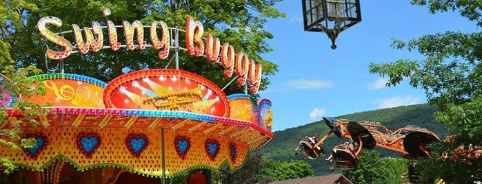 DelGrosso's Amusement Park is one of visitPA's tips.