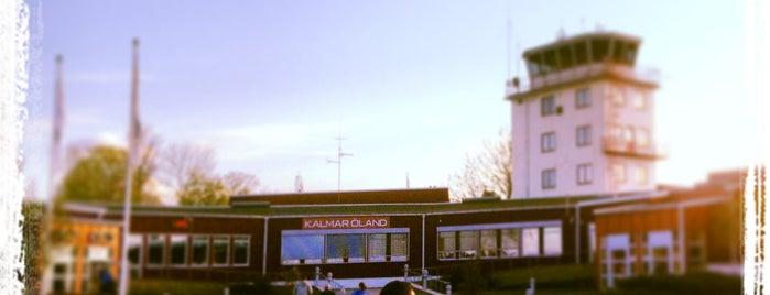 Kalmar Öland Airport (KLR) is one of Airports - Sweden.