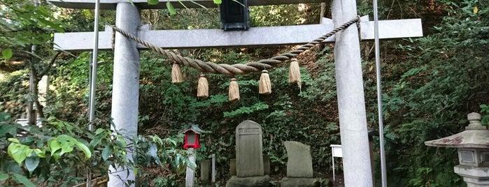 児玉神社 is one of 歴史(明治~).