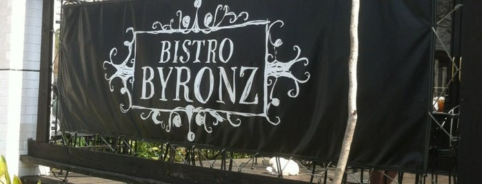 Bistro Byronz is one of Baton Rouge Places to Eat.