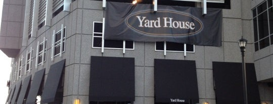 Yard House is one of Raleigh Favorites.