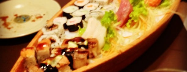 Zensei Sushi is one of Guide to Santo André's best spots.