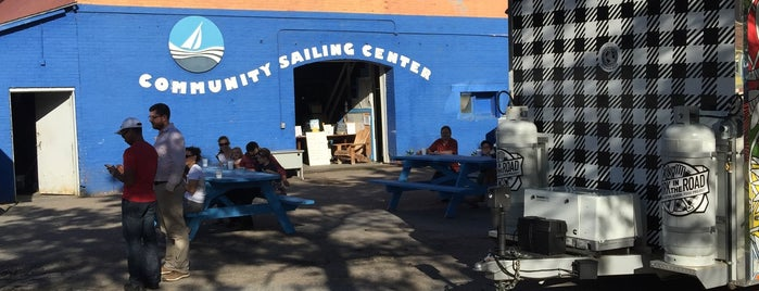 Community Sailing Center is one of Favorite Great Outdoors.
