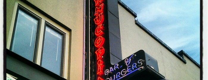 Cornucopia Bar & Burgers is one of Burgers.