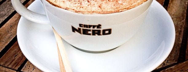 Caffé Nero is one of The places I love in Türkiye.