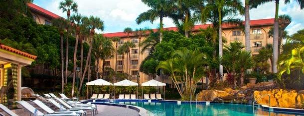 Renaissance Boca Raton Hotel is one of Ren.