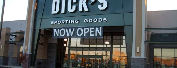 Dick's Sporting Goods is one of Favorites.