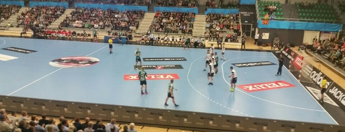 Skjern Bank Arena is one of All-time favorites in Denmark.