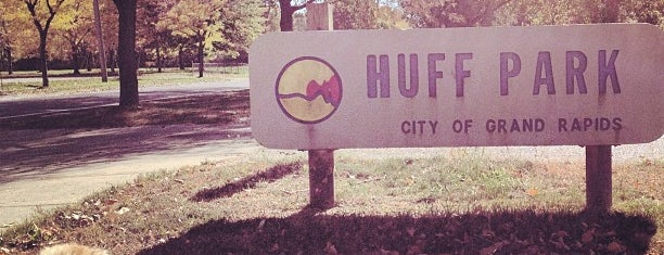 Huff Park is one of Parks/Outdoor Spaces in GR.