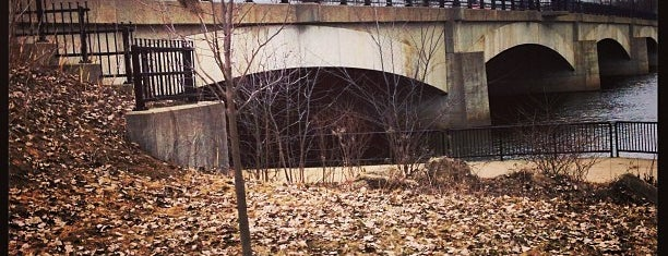 North Park Bridge is one of Parks/Outdoor Spaces in GR.