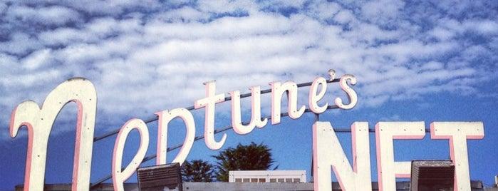 Neptune's Net is one of Top 50 restaurants in LA.