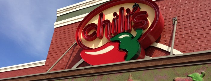 Chili's Grill & Bar is one of My Fav Local Restaurants.