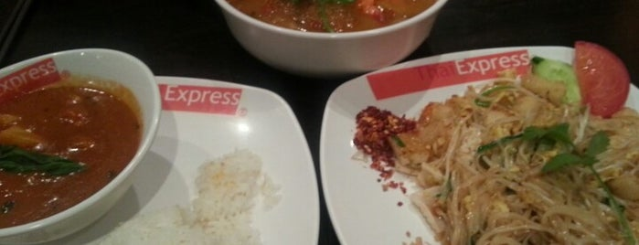 Thai Express is one of 추천하는 맛집.