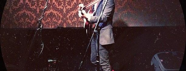 The Parish Underground is one of Live Music.