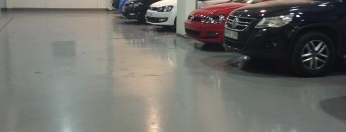 Mogauto Volkswagen is one of Puntos de Venta y Taller de Grupo M Automoción.