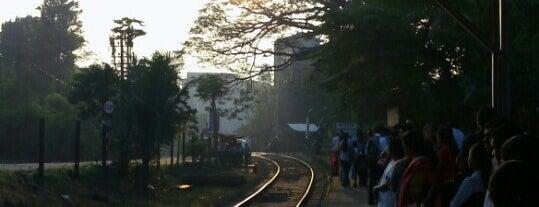 Pannipitiya Railway Station is one of Railway Stations In Sri Lanka.