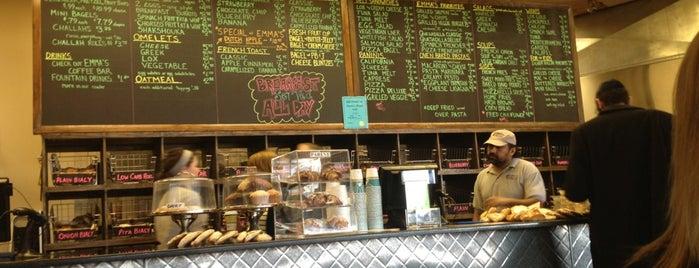 Emma S Bagel Cafe Chicago