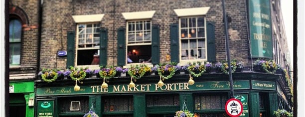 The Market Porter is one of Evermade.com.