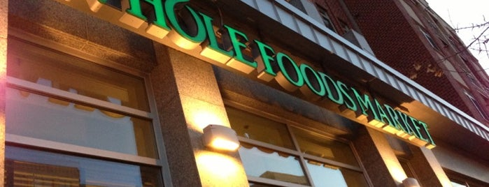 Whole Foods Market is one of Regular check ins.