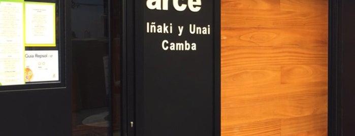 Restaurante Arce is one of Mejores cocinas Madrid.